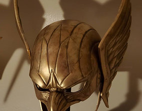 3D printable model Hawkman Helmet DC Comic