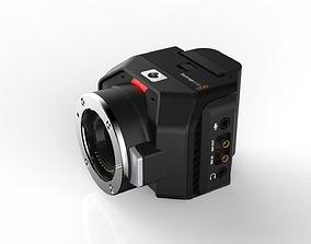 Blackmagic Micro Studio Camera 4K 3D model