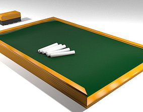 Drawing Tool - Chalk 3D model