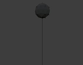 Military Morden Signal Device 3D asset