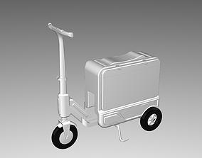 bicycle industrial 3D