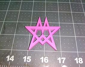 The Magic Mitzogram 3D print model