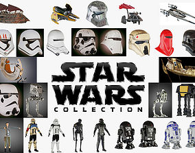 Star Wars Collection 3D
