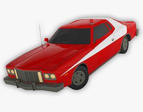 PolyCAR N19 Texture Version 3D model