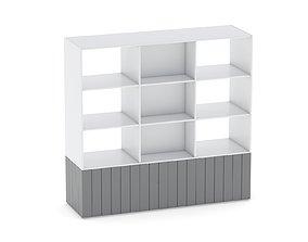 Herman Miller Locale Cabinet 3 3D