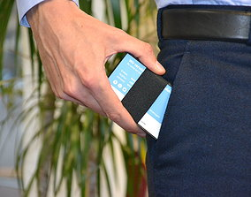 Slim Wallet 3D print model