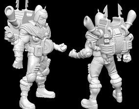 3D model dragstor