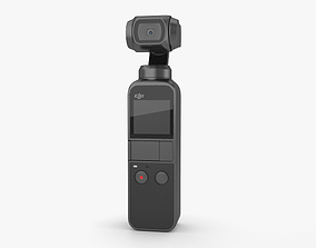 3D model DJI Osmo Pocket