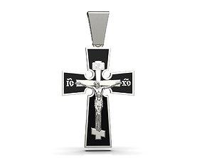 Cross enamel 3D print model