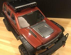 Redcat Everest Gen7 Hood Cover 3D print model