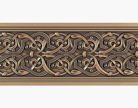 3D printable model Arabian CNC decor
