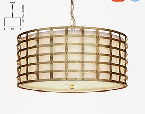 3D Chelsom Fusion FN 31 GO OY ceiling lamp