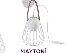 Sconce Indiana MOD544PL-01W Maytoni Modern 3D model