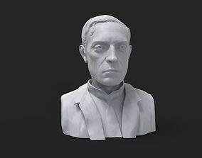 3D print model Buster Keaton bust