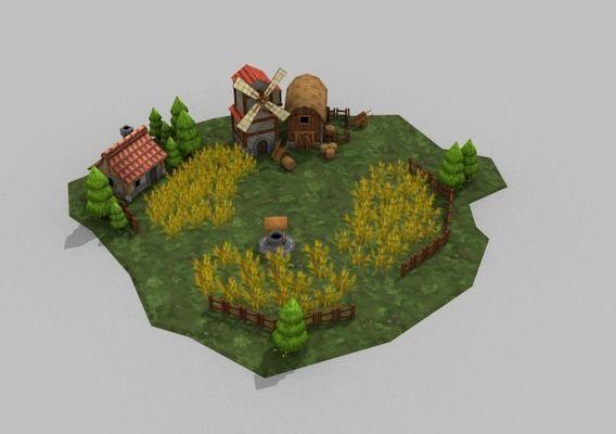 Village and Farm Design