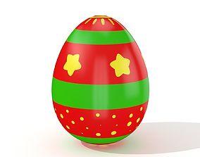 3D asset Easter egg N008
