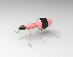 3D asset Fauna Ant