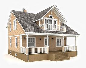 Cottage 47 3D