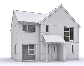 Townhouse 16 3D model