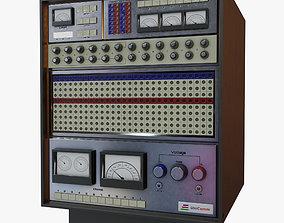Retro Computer 15 3D model