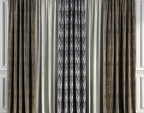 Curtain Set 81 3D