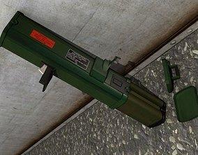 3D asset M202A1 FLASH