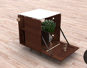 Cubic Table hk 3D