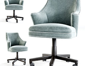 3D Century Century Chair Wing Style