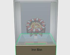 iron man arc reactor 3D print model