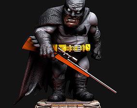 3D print model Batman the dark knight caricature