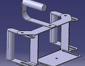 3D model Supports camera