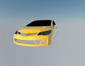 3D print model Honda Civic