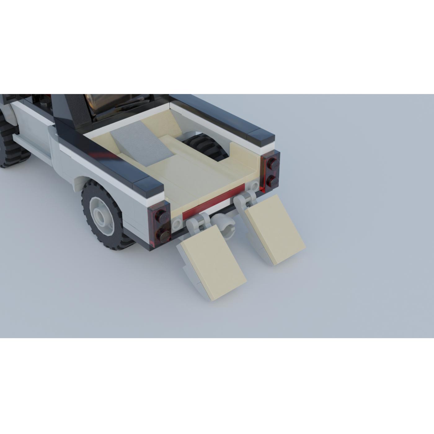 Lego pickup