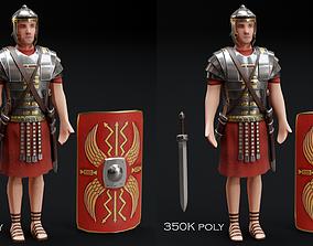 Roman Soldier 1 3D model
