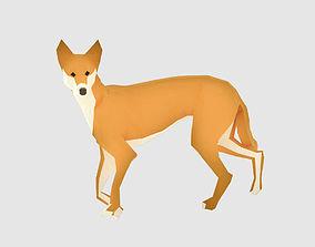 Dingoes 3D model