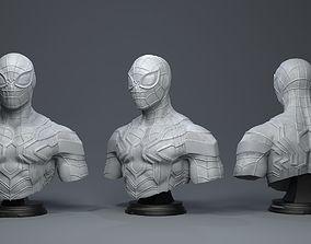 Spider-Man body 3D printable model