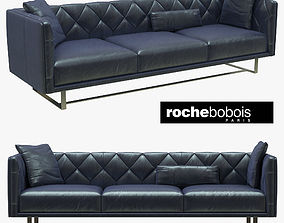 3D Roche Bobois UP TO DATE Large 3-seat sofa