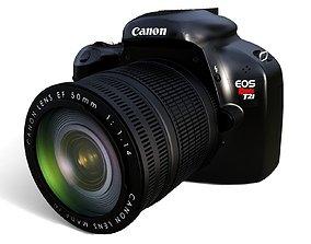 Canon EOS Rebel T2i 3D