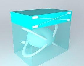 3D model Cisco Nexus 7000 Switch Icon