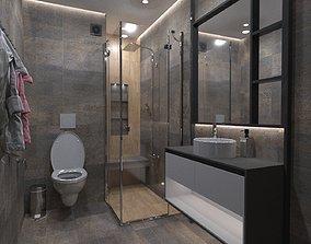 Bathroom ACE 3D model