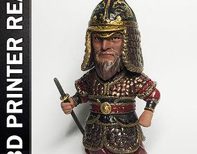 3D printable model Admiral Yi Sun sin High Poly Ver