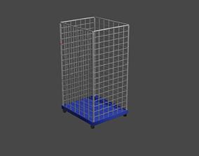 3D Trolley object
