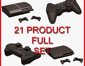 3D Electronic Set 21 Product