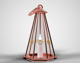 3D model Heptagon Lantern