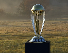 Cricket World Cup 3D printable model