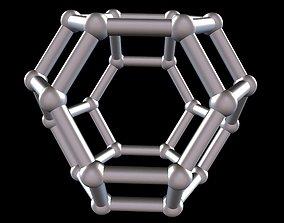 050 Mathart - Archimedean Solids - 3D print model 3