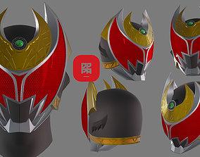 3D print model Kamen Rider Kiva Emperor