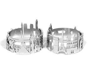 Ring Paris 3D print model