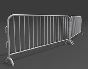 The Barrier 3D model