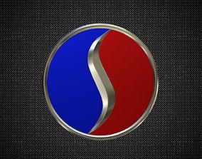 studebaker logo 3D